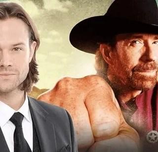 Walker Texas Ranger Jared Padalecki protagonista reboot