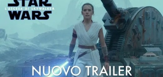 Star Wars L'ascesa di Skywalker trailer finale italiano