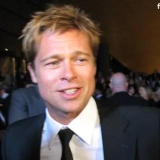Brad Pitt commenta rapporto figlio Maddox