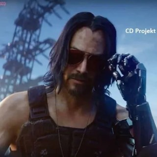 cyberpunk 2077 luca ward doppiatore keanu reeves nel videogioco