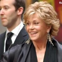 Washington, Jane Fonda arrestata mentre manifesta contro i cambiamenti climatici