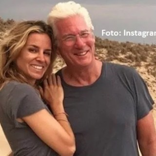 Los Angeles Richard Gere di nuovo papà