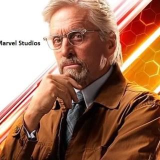 Michael Douglas tornerà in Ant-Man 3