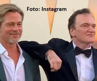 Brad Pitt regista Quentin Tarantino sostanze stupefacenti