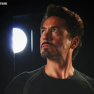 beneficenza robert downey jr iron man