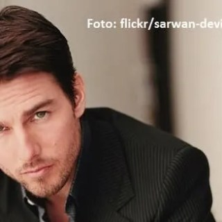 Tom Cruise a Roma per un film