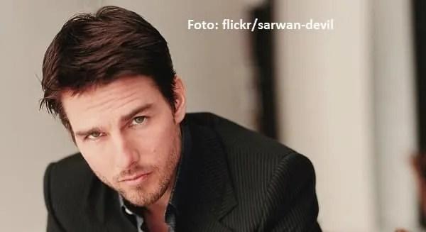 Tom Cruise a Roma per un film