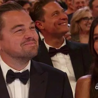 hollywood oscar 2020 leonardo dicaprio fidanzata camila morrone insieme