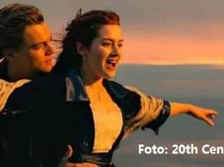 Titanic Kate Winslet retroscena film con Leonardo DiCaprio