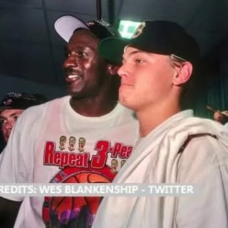 Documentario cameo Leonardo DiCaprio Michael Jordan The Last Dance video