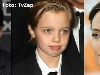 Genitori Angelina Jolie Brad Pitt festa compleanno Shiloh