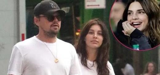 Florida Leonardo DiCaprio Kendall Jenner insieme
