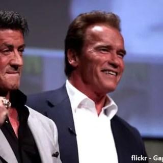 recitare sylvester stallone conan Arnold Schwarzenegger