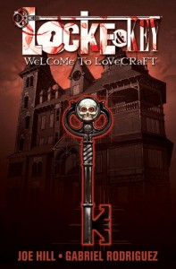 Locke and Key – Welcome to Lovecraft by Joe Hill  (My foray into the graphic novel)
