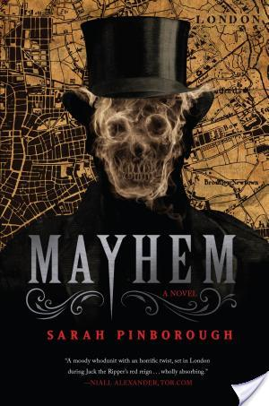 Mayhem by Sarah Pinborough