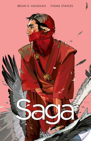 Saga #2 by Brian K. Vaughan and Fiona Staples