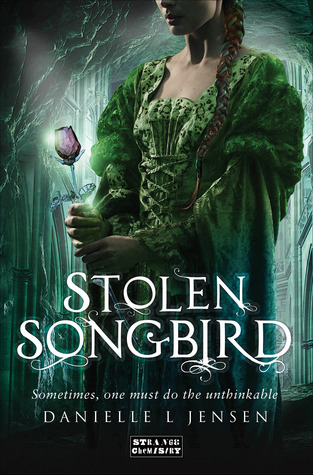 Audiobook Review: Stolen Songbird by Danielle L. Jensen