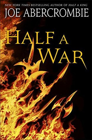Review: Half a War by Joe Abercrombie