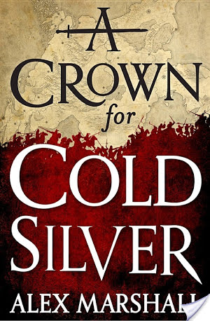 Audiobook Review: A Crown for Cold Silver by Alex Marshall
