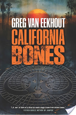Backlist Burndown Review: California Bones by Greg van Eeckhout