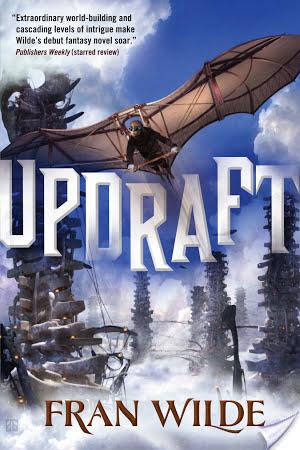 Review: Updraft by Fran Wilde