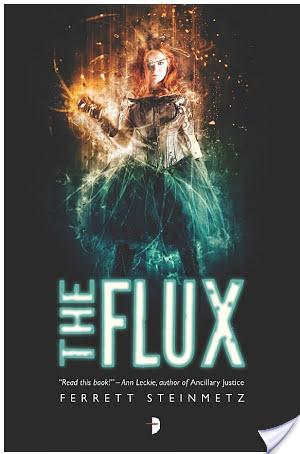 Audiobook Review: The Flux by Ferrett Steinmetz