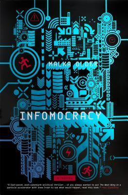 Audiobook Review: Infomocracy by Malka Ann Older