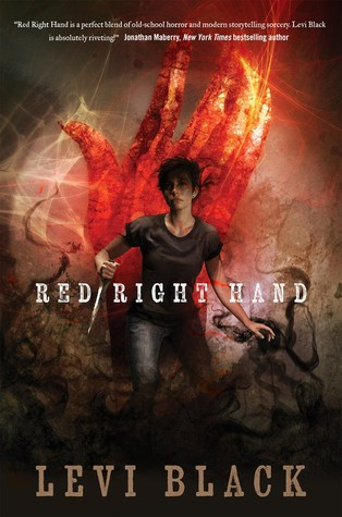 Review: Red Right Hand by Levi Black
