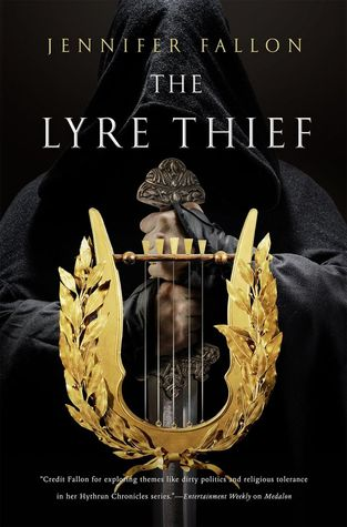 Review: The Lyre Thief by Jennifer Fallon