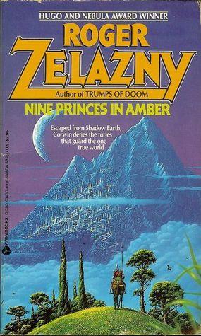 Backlist Burndown Review: Nine Princes of Amber by Robert Zelazny