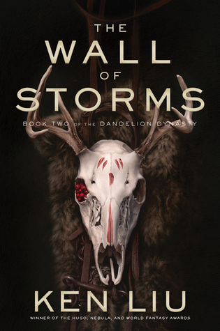 Review: Wall of Storms by Ken Liu