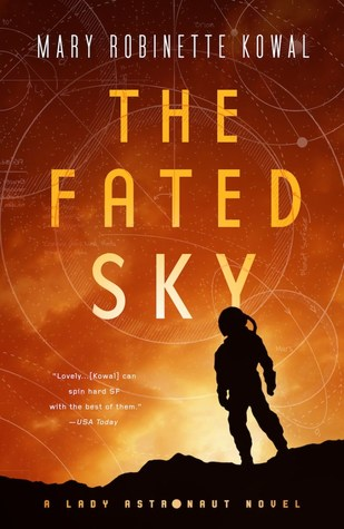 Review: The Fated Sky by Mary Robinette Kowal