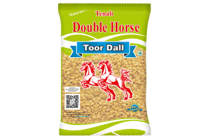 image of tenali double horse toor dal