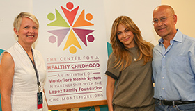 Celebrity Partnership Supports Community Health