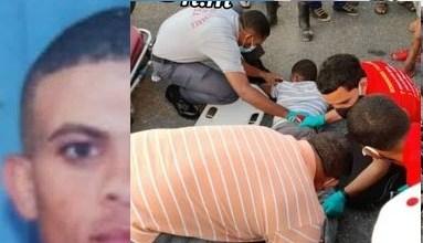 Photo of lamentable accidente ocurrido en TENARES