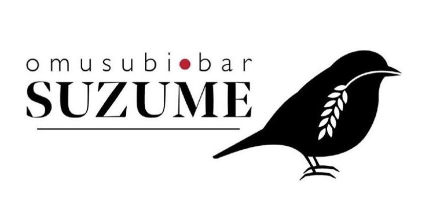omusubi bar suzume logo