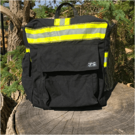 Firefighter backpack