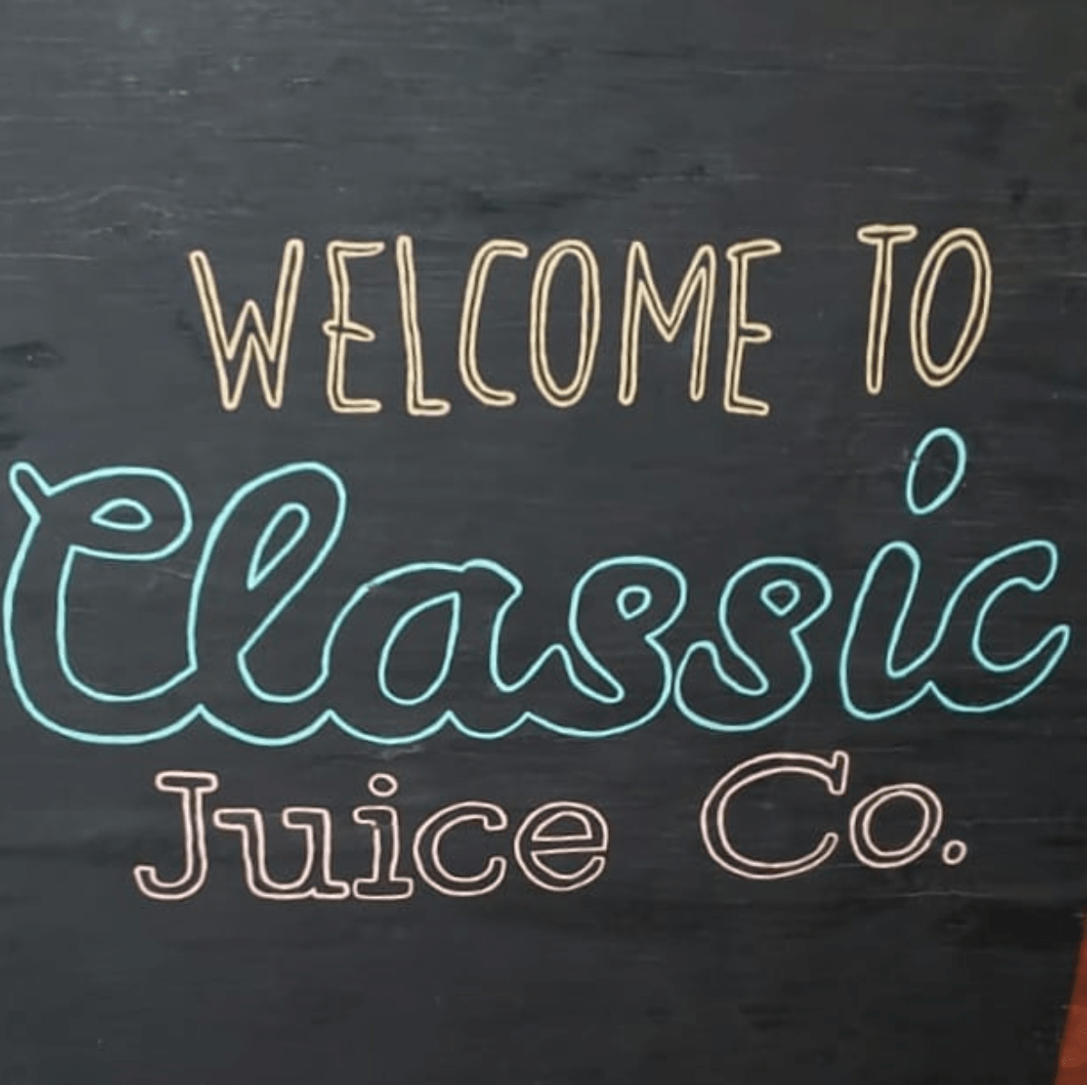 Classic Juice company and their cold-pressed juice