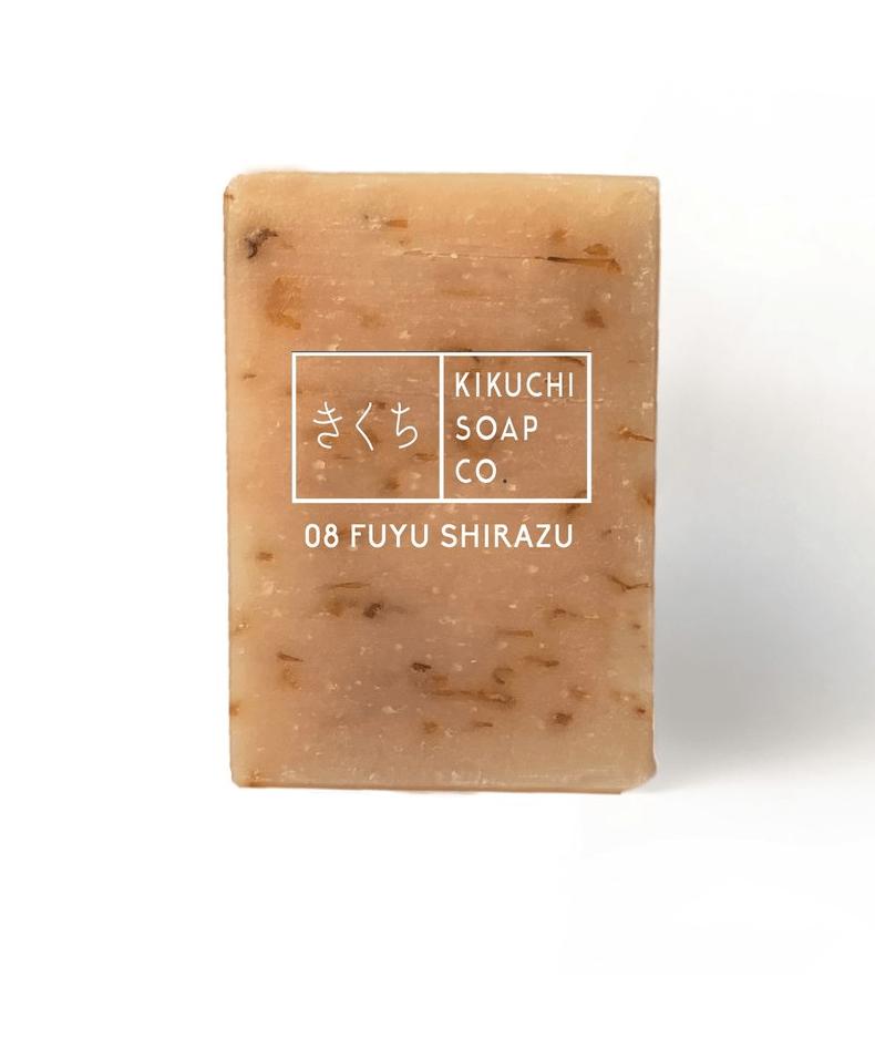 Fuyu shirazu from kikuchi soap co