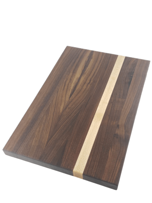 Maple accent cutting boards