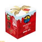 【ネタのような】NEOGEO mini クリスマス限定版 全世界15,000台限定生産