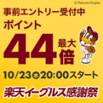 【本日20時~】楽天買いまわりスタート