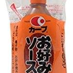 【ご当地 調味料】広島 カープお好みソース