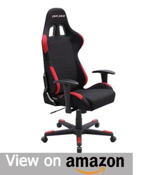 dx gaming chair universal design 10 best chairs in 2019 reviews buyer s guide 1 racer king series doh ks06 nr with pillows black red