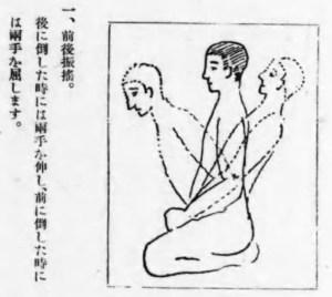 平田式中心強健術1