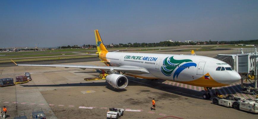 宿霧太平洋航空:台北飛菲律賓馬尼拉/宿霧,優惠機票價 1288 元促銷活動