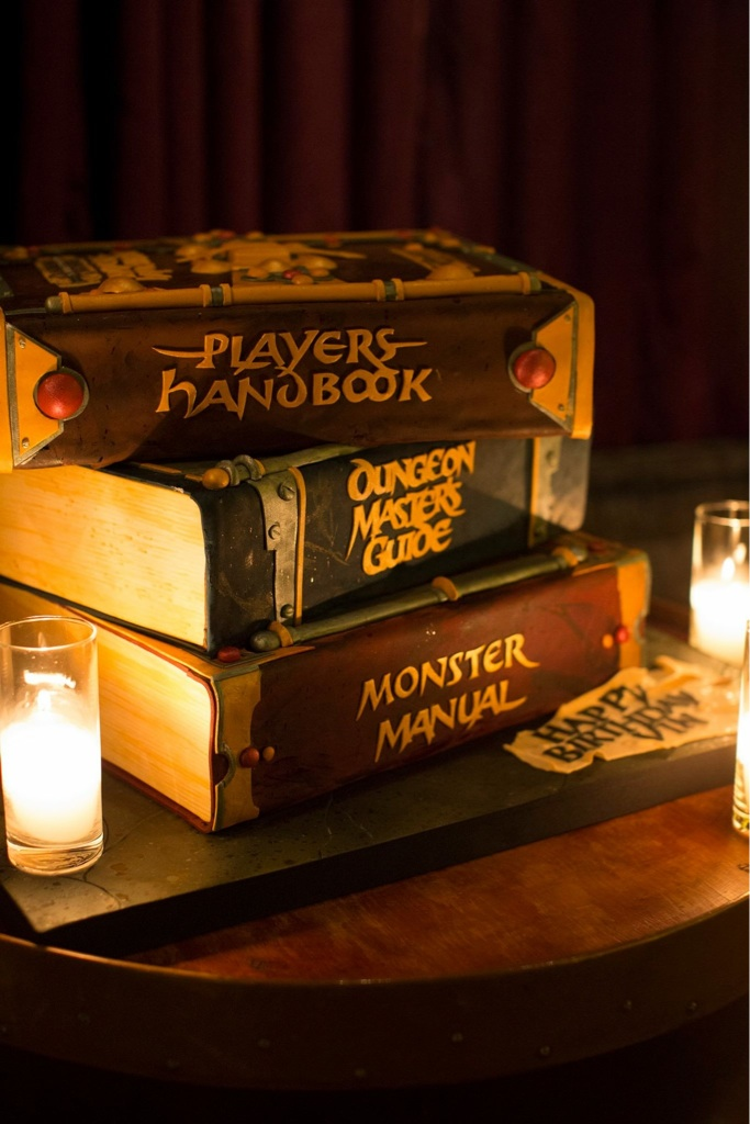 Vin Diesel's D&D Themed Birthday Cake Is Probably Too