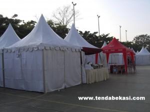 tenda bazar makanan