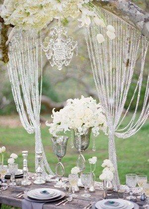 mariage gris et blanc tendance boutik