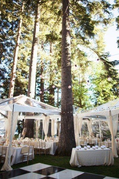votre reception de mariage en exterieur choisissez soit de le faire sur la plage avec une demande aupres de votre commune ou dans un jardin prive avec